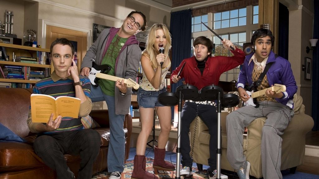Sexta temporada de 'Big Bang' (TNT)