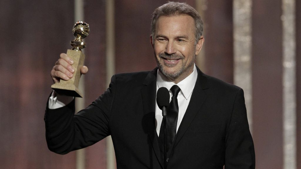 Kevin Costner, por 'Hatfields and McCoys' (FOX Crime), mejor actor en miniserie o 'tvmovie'