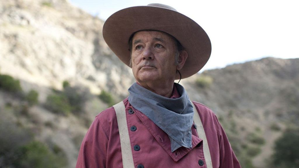 Bill Murray, mejor actor secundario por 'Olive Kitteridge'