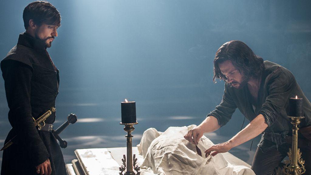 'Da Vinci's demons'. Tercera y última temporada. Desde el domingo 25 de octubre a las 21.20