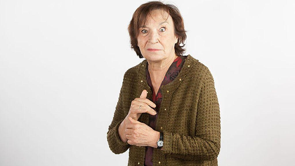 Petra Martínez es Fina