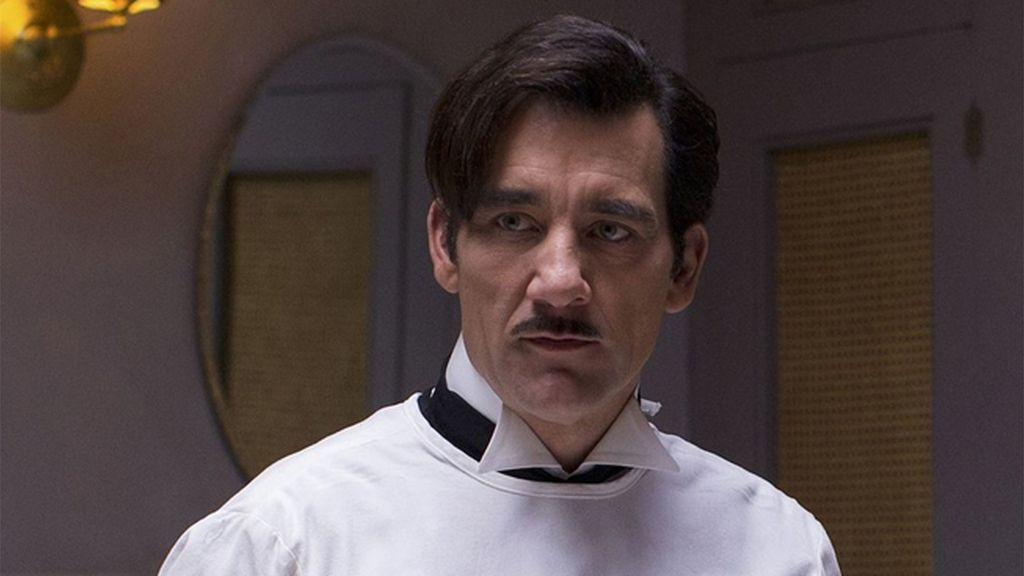Clive Owen, mejor actor en serie dramática por 'The knick'
