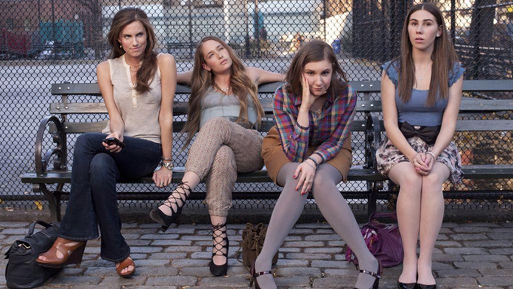 'Girls', mejor comedia