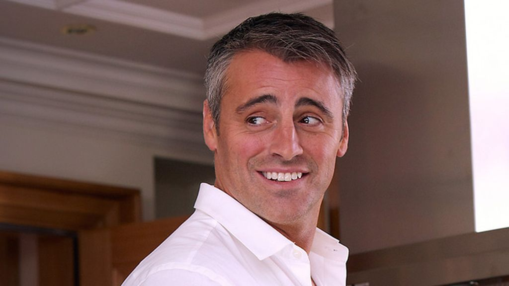 Matt LeBlanc, mejor actor de comedia por 'Episodes'