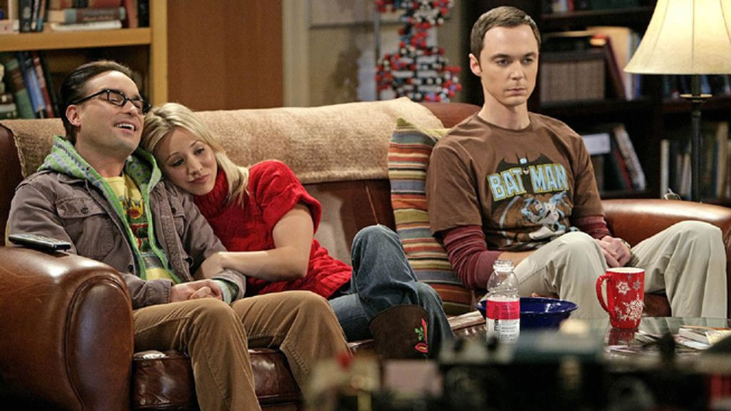 'The big bang theory' (CBS), mejor comedia