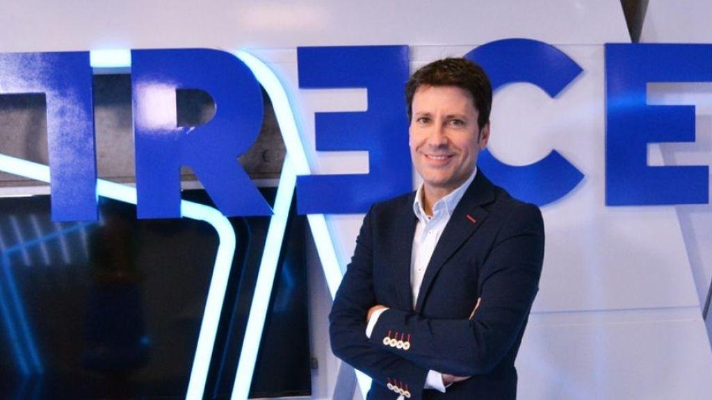 José Luis Pérez, director de Informativos de COPE y TreceTV