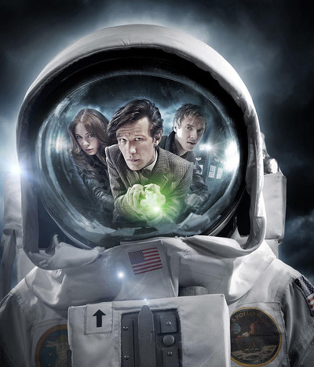 'Doctor Who', 6º temporada  (lunes, 17 de octubre, 21.30)