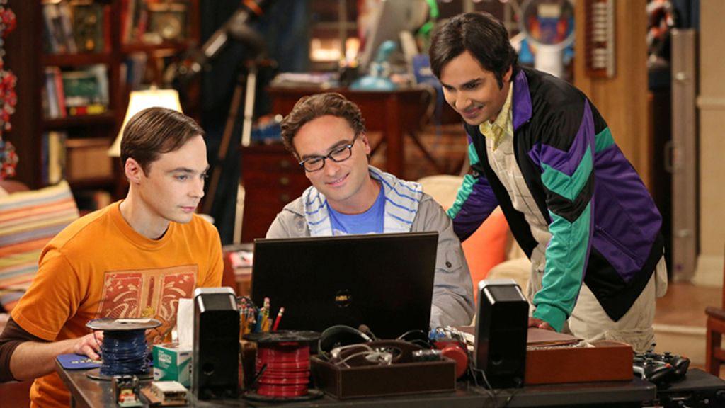 'The Big Bang Theory' (CBS), mejor comedia