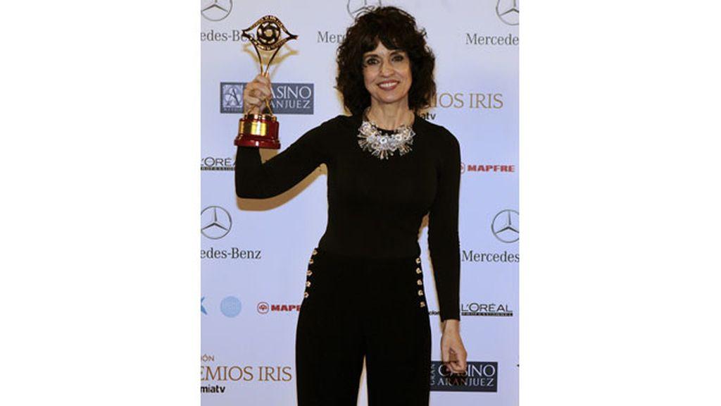Adriana Ozores, mejor actriz por 'Gran hotel' (Antena 3)
