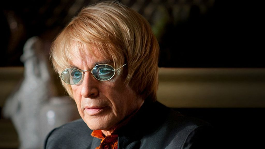 Al Pacino, mejor actor de miniserie o 'telefilme' por 'Phil Spector'