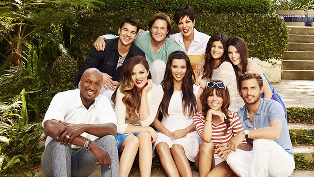 'Las Kardashian'. Octava temporada. Desde el 19 de octubre, de lunes a viernes a las 12.25