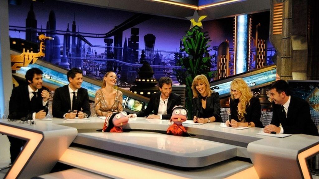 Especial de Navidad de 'El Hormiguero 3.0' (Antena 3). El 24 de diciembre, a las 23.00