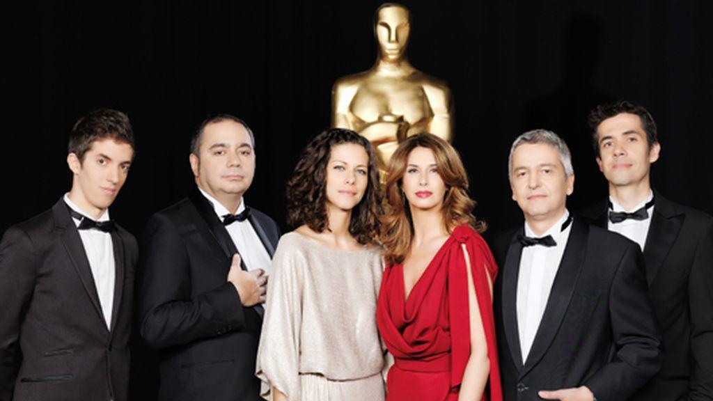 Oscar 2011 (Canal +)