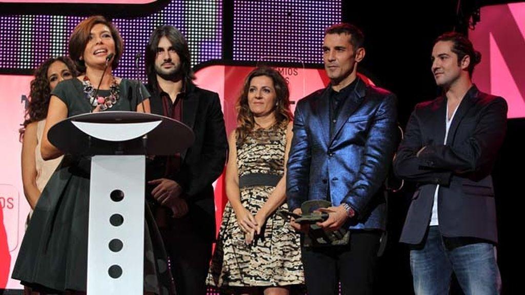 'La voz' (Telecinco), mejor programa de entretenimiento