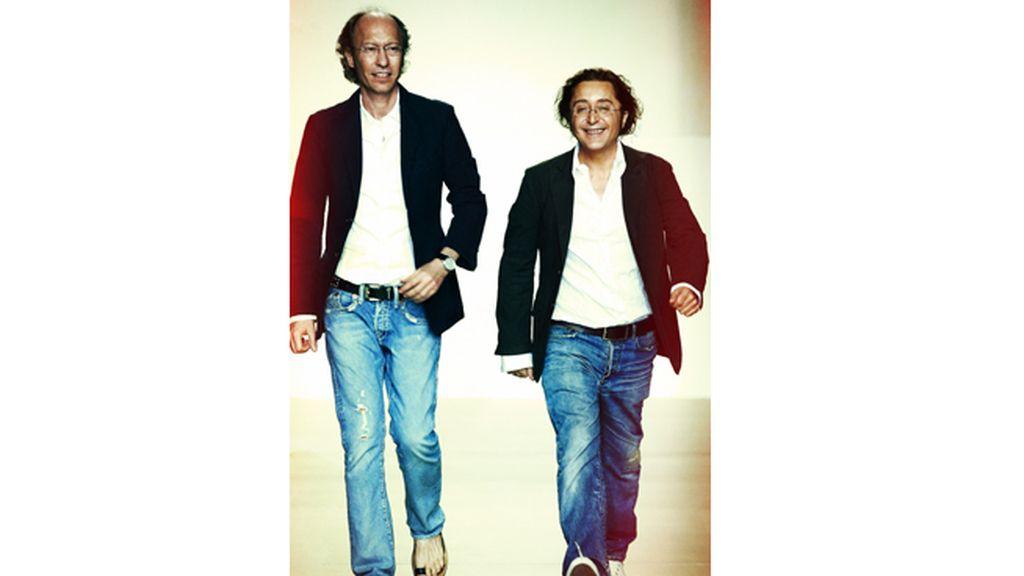 'Vittorio & Lucchino'. 24 mayo, 11.30 y 18.30