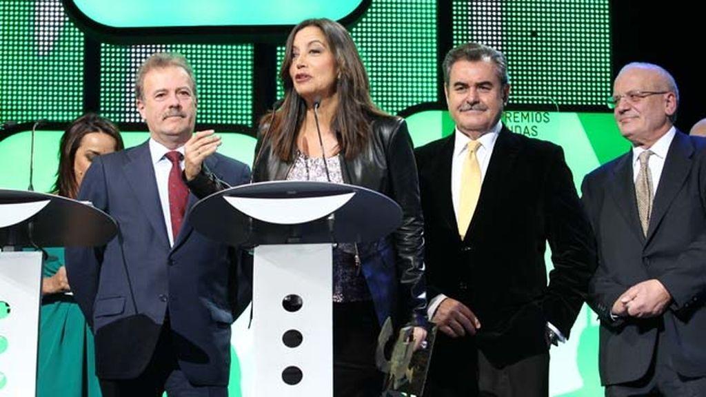 'Hora 25', de la cadena SER, premio a la trayectoria profesional en su 40º aniversario