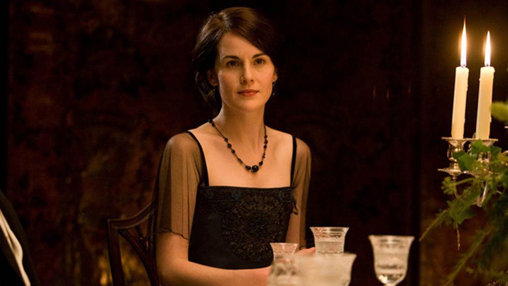 Michelle Dockery, mejor actriz de comedia por 'Downton Abbey'