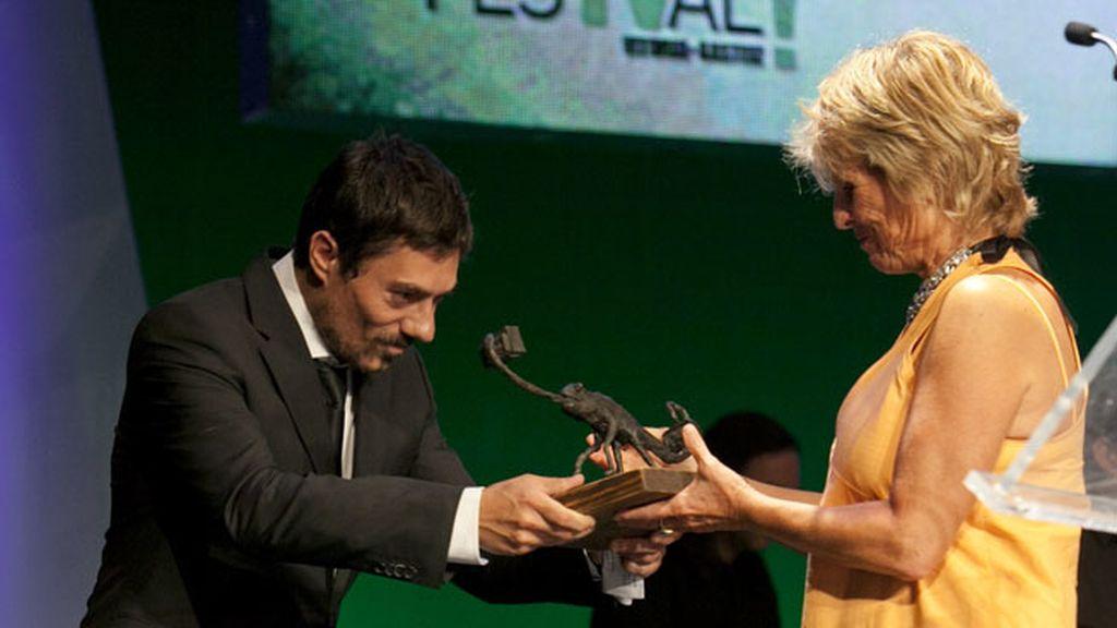 Mercedes Milá, premio Mainat