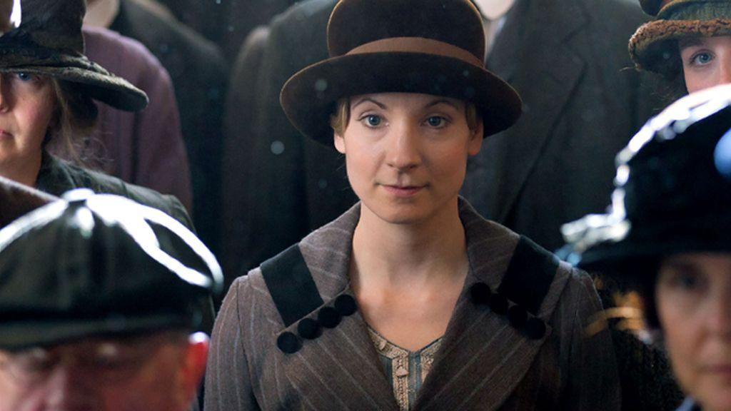 Joanne Froggatt, mejor actriz secundaria por 'Downton Abbey'