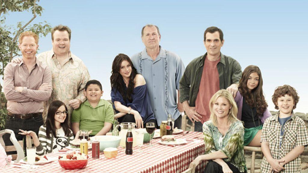 'MODERN FAMILY' (FOX)