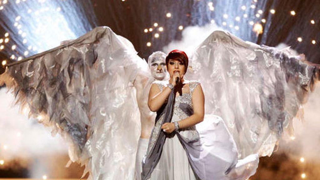 Eliminados de la 1ª semifinal de Eurovisión 2010