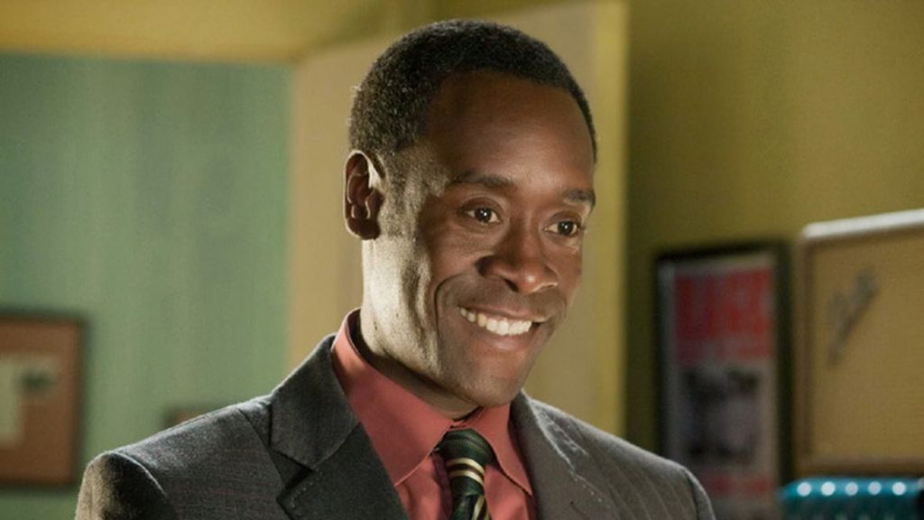 Don Cheadle, mejor actor de comedia por 'House of lies'