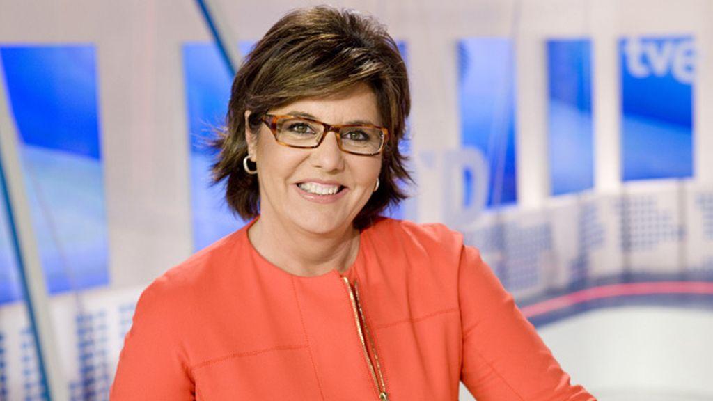 María Escario ('Telediario' de La 1), mejor presentadora de televisión nacional