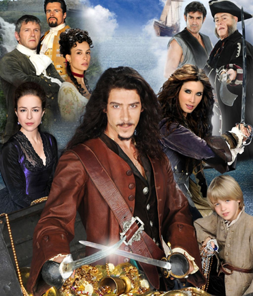 'Piratas' (Telecinco)