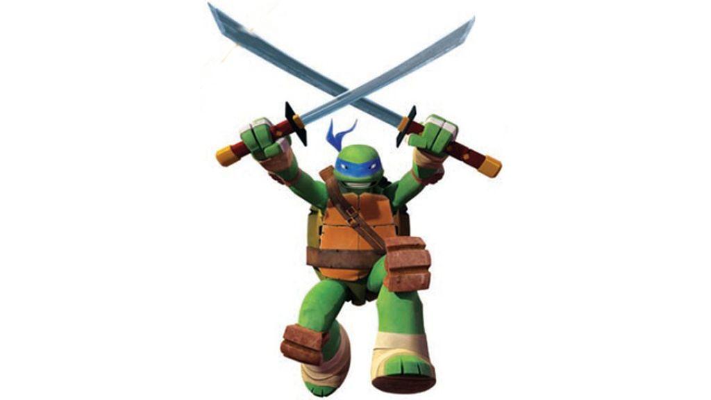 Leonardo, 'El líder'