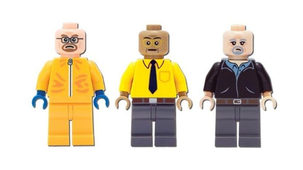 El 'set' no oficial, con 500 ladrillos y tres personajes de la serie, cuesta 183 euros