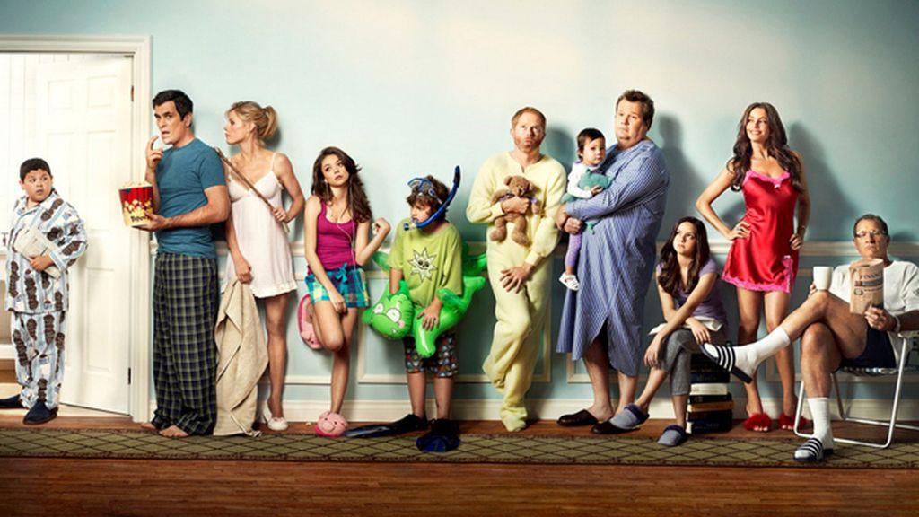 'Modern family', mejor comedia