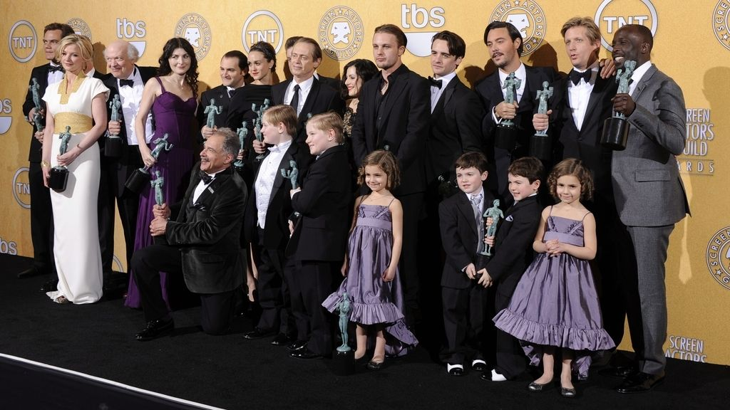 'Boardwalk Empire', mejor serie dramática