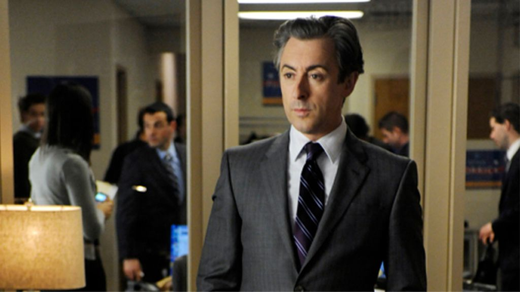 Alan Cumming, mejor actor secundario por 'The good wife'