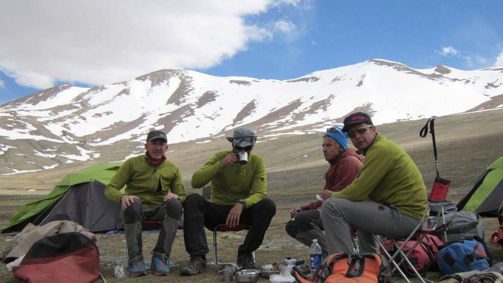 Riesgo y risas en Mongolia