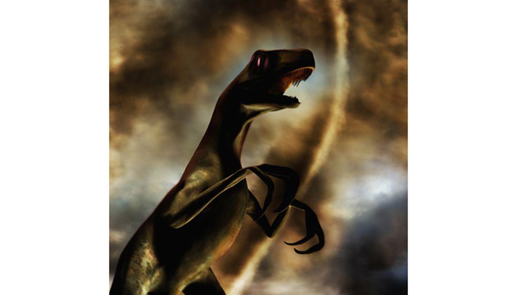 'El reino de los dinosaurios'