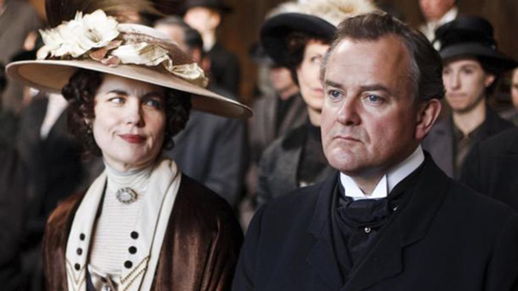 'Downton Abbey' (Antena 3)