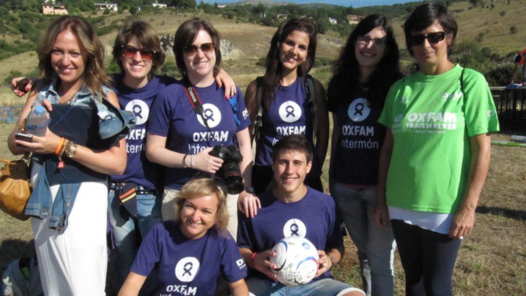 Deporte y solidaridad unidos por contra la pobreza