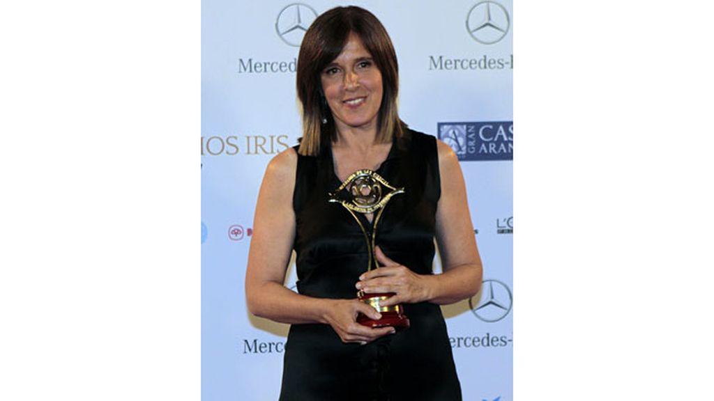 Ana Blanco, mejor presentador/a de informativos por 'Telediario 1' (La 1)