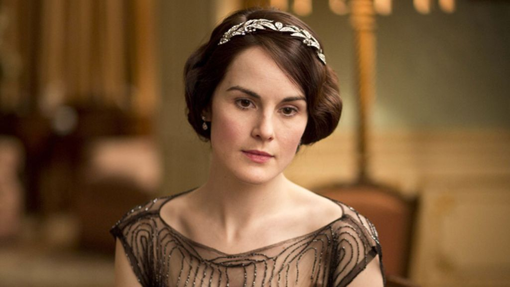 Michelle Dockery, mejor actriz de drama por 'Downton Abbey'