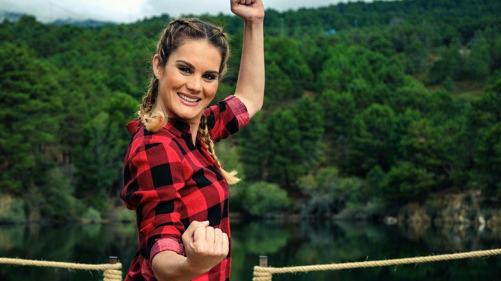Laura Artolachipi, presentadora de 'Hora de aventuras: misión ¡zuzumba!' en Boing