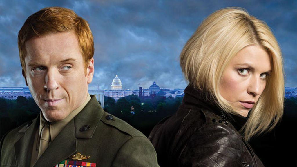 La 2º temporada de 'Homeland', desde el 7 de octubre a las 22.00