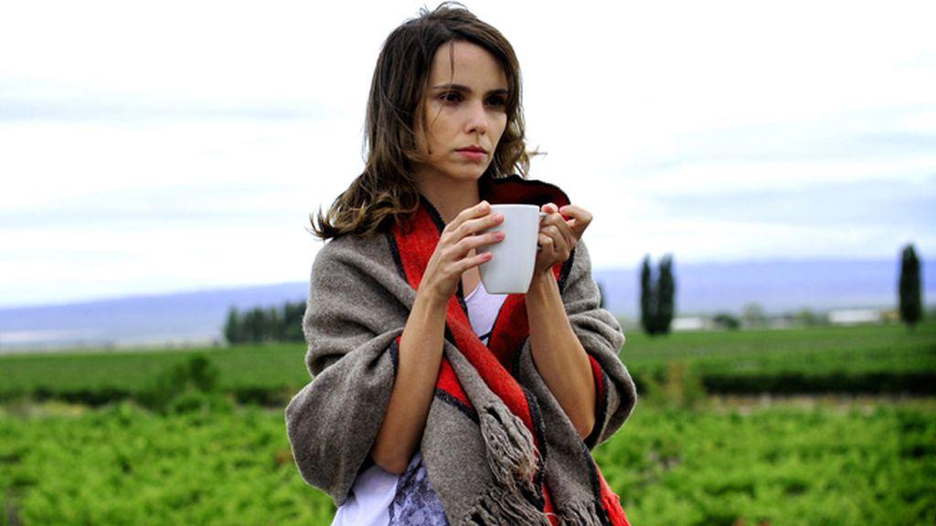 Débora Falabella es Nina