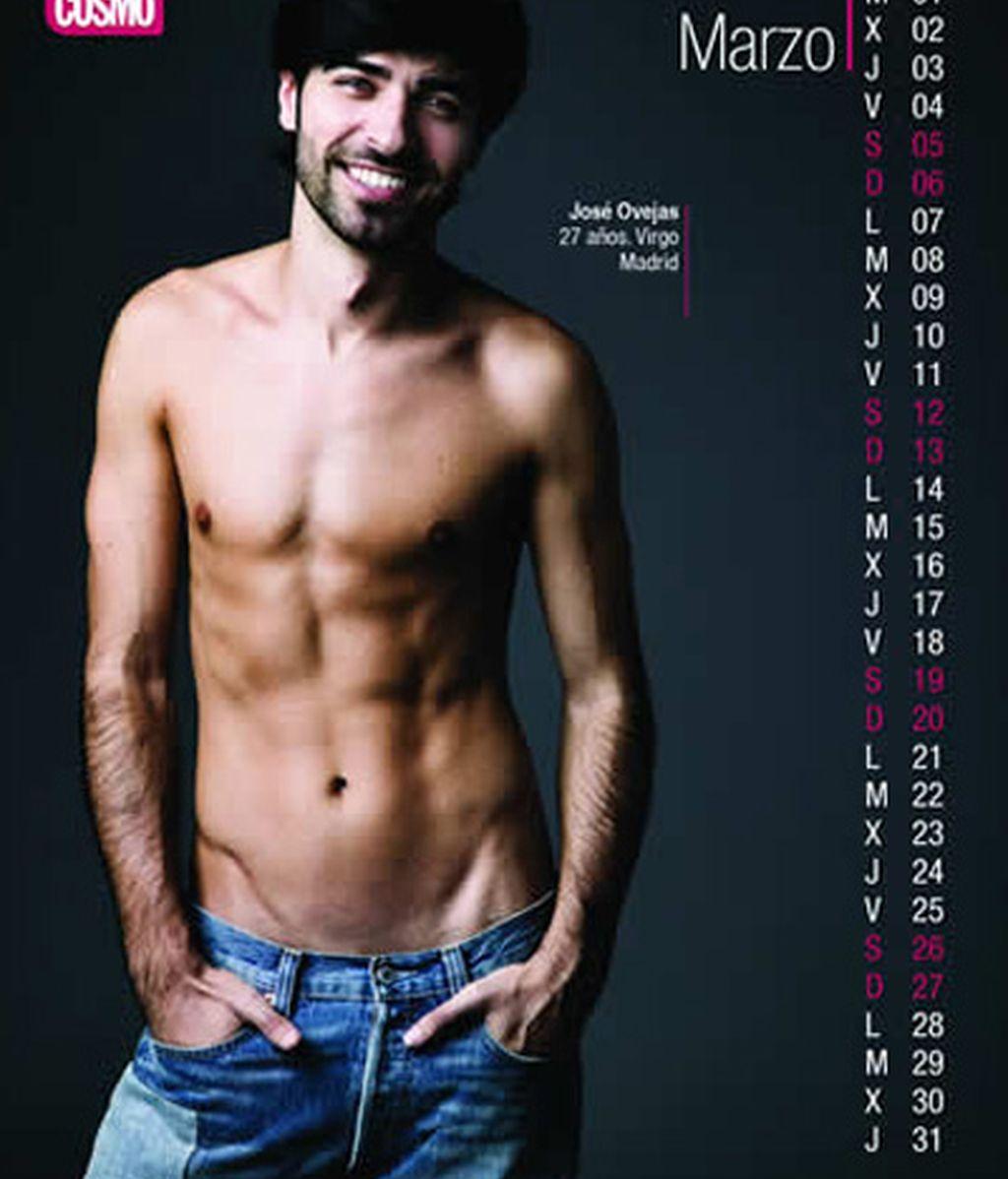 Calendario 'Chico Cosmo 2011'