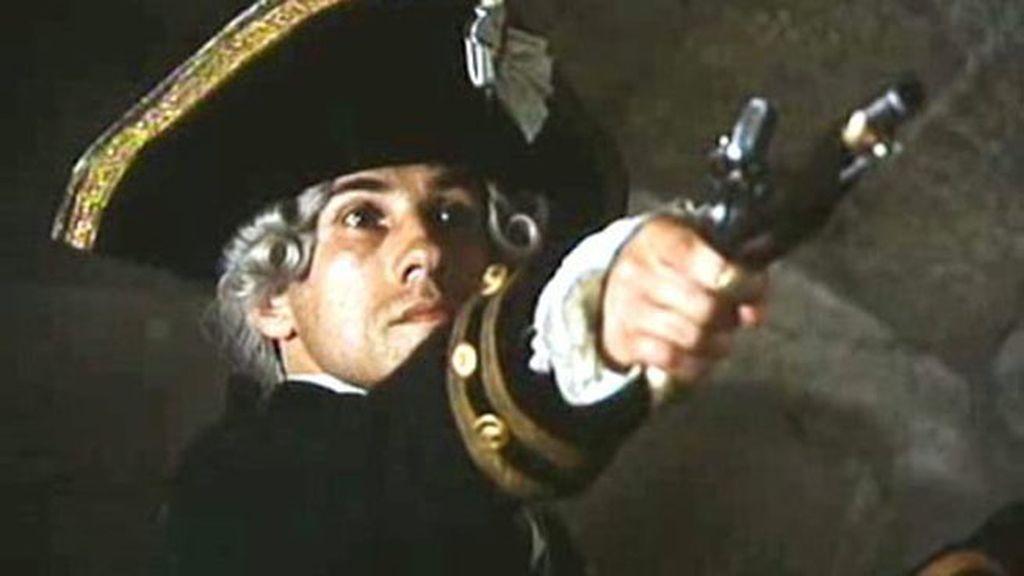 Christoph Waltz (candidato a mejor actor secundario por 'Django desencadenado'), en 'Catalina la Grande'
