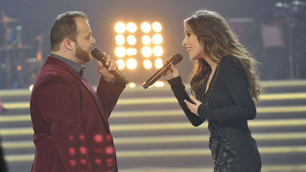 David Barrull, 'talent' de Malú