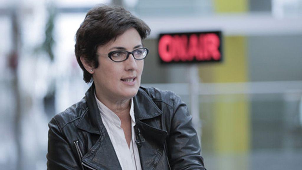 Montserrat Domínguez ('El Huffington Post')