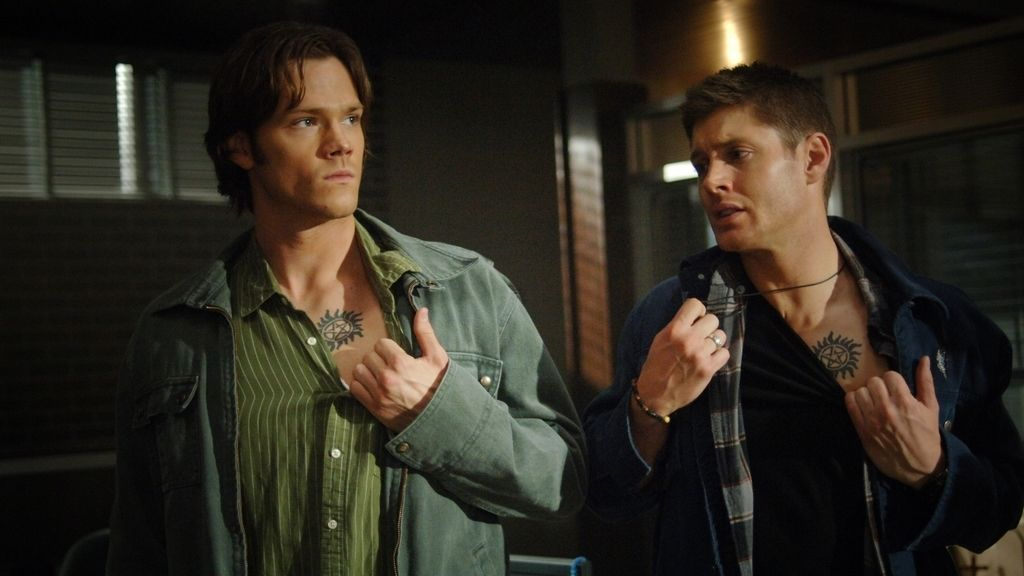 'Sobrenatural', mejor drama y mejor serie de ciencia- ficción