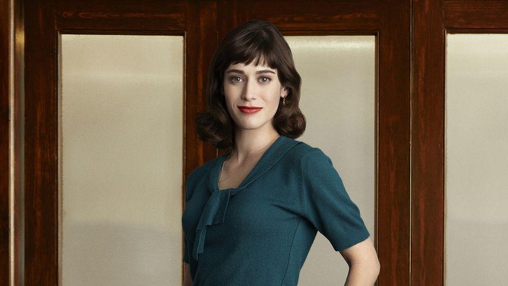 Lizzy Caplan, mejor actriz de drama por 'Masters of sex'