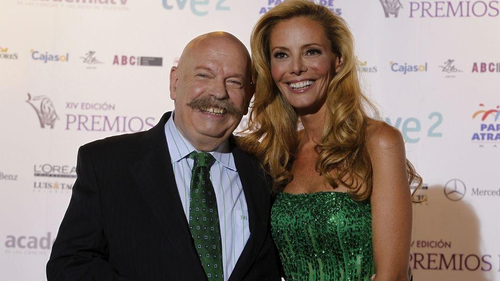 José María Iñigo y Paula Vázquez, conductores de la gala
