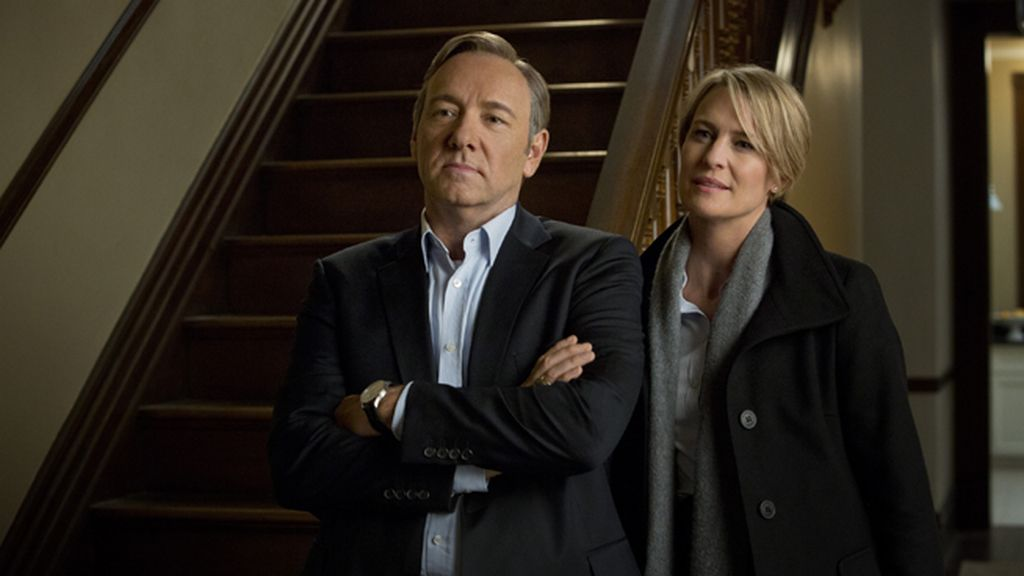 'House of Cards' (Netflix), mejor drama